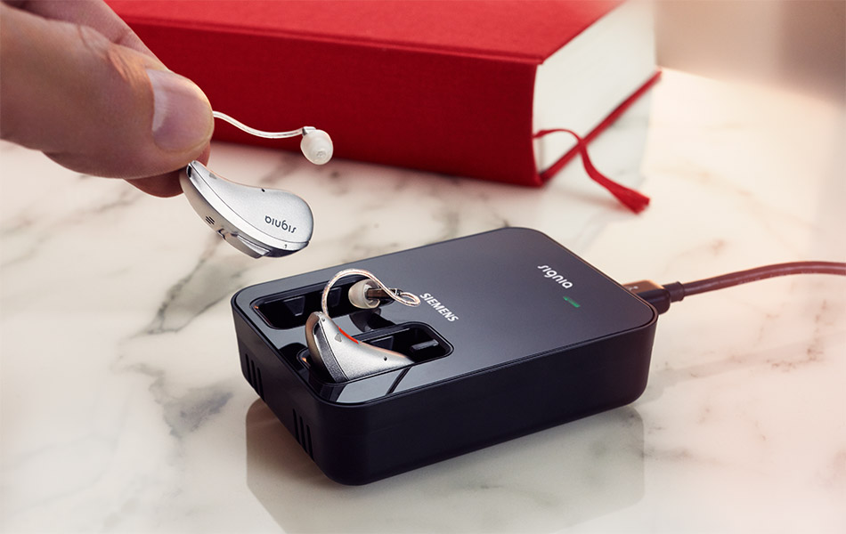signia rechargeable hearing aids