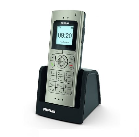 phonak dect phone accessory for hearing aids