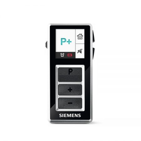 signia siemens pocket remote control for hearing aids