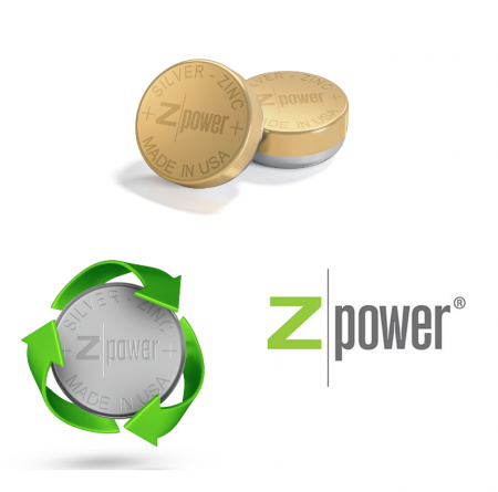 buy zpower rechargeable hearing aid battery
