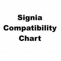 Compatibility Chart – Check Which Accessories Work With Which Signia Hearing Aids