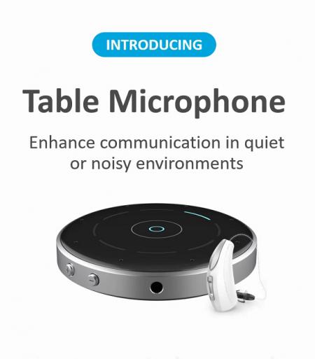 Starkey Table Microphone
